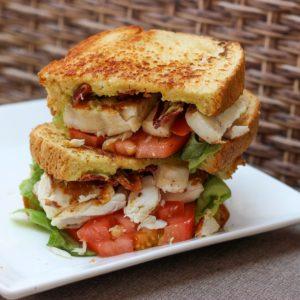 sandwich, blt, seafood